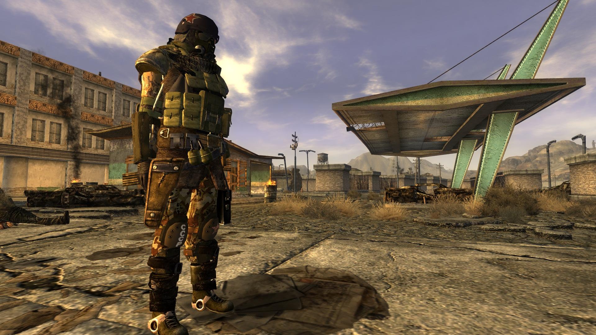 Fallout New Vegas Геймплей Моды