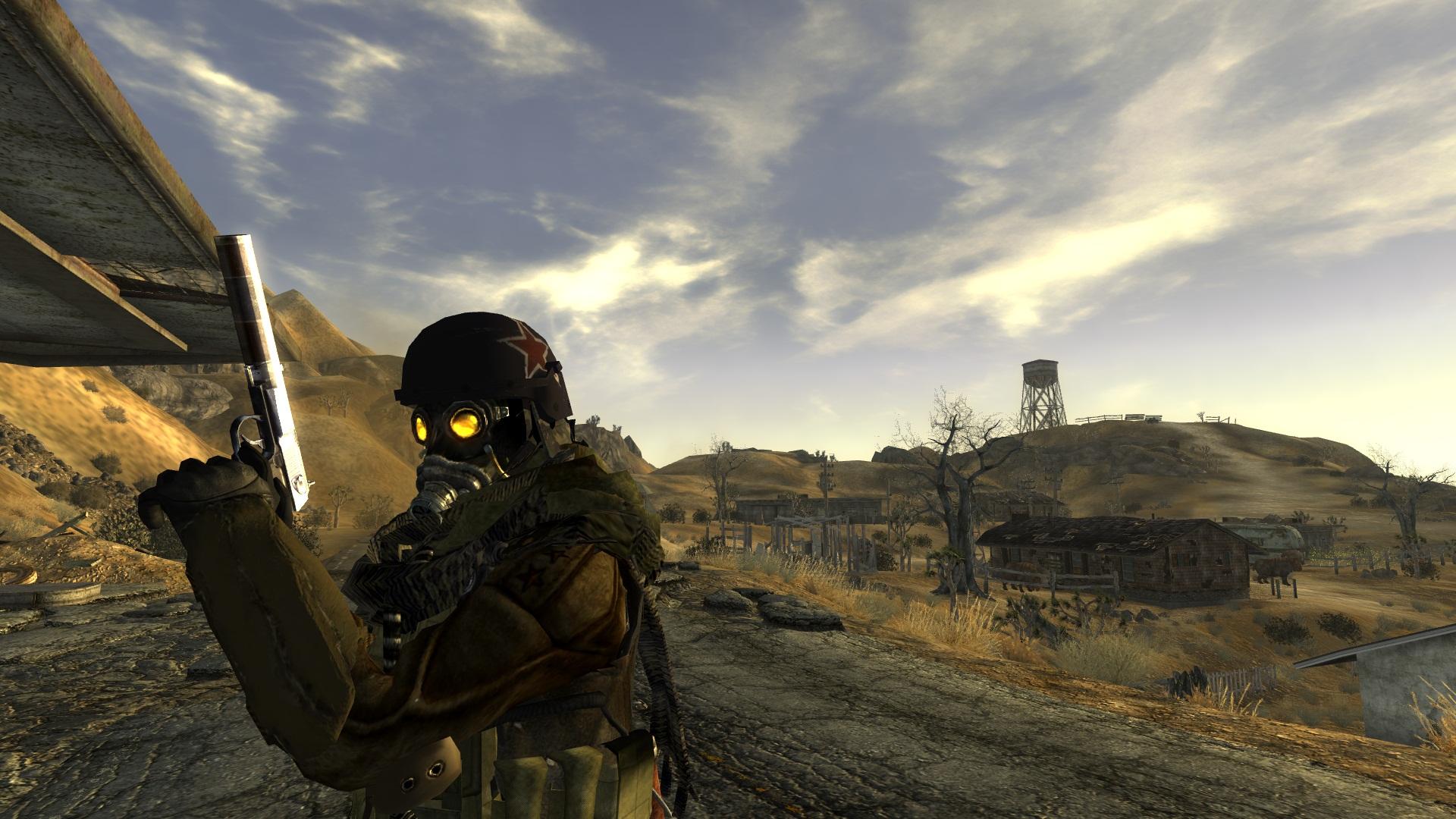 """Fallout: New Vegas """"Spetsnaz Armor / Экипировка """"Спецназа"""