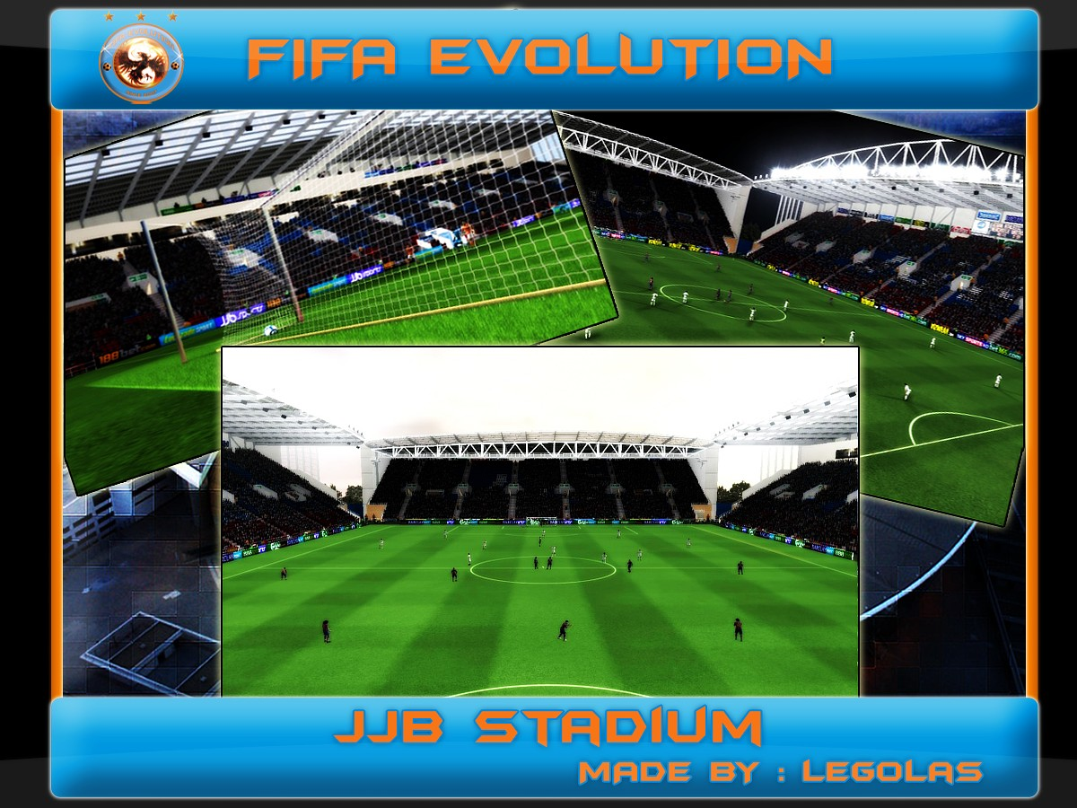 Данный патч добавит в вашу FIFA10 стадион Уигана. Патч влияет на вашу