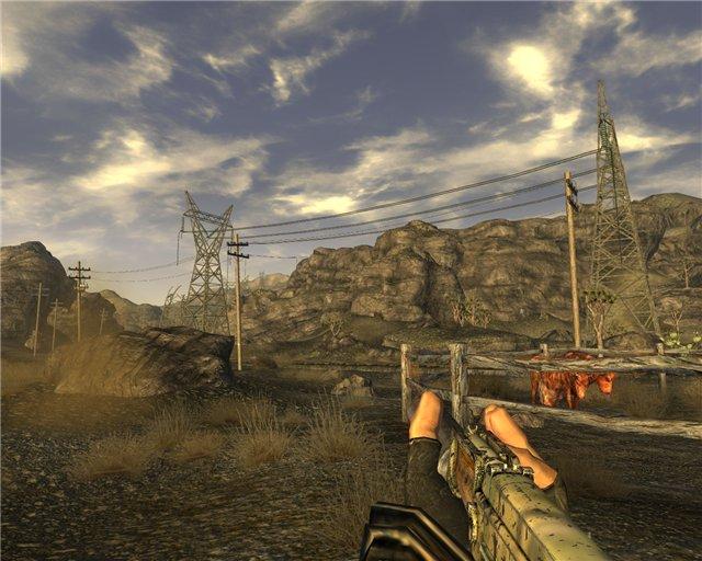 "Fallout: New Vegas ""ВСК-94"""