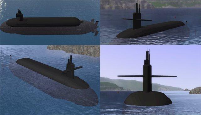 все ролики про подводную лодку