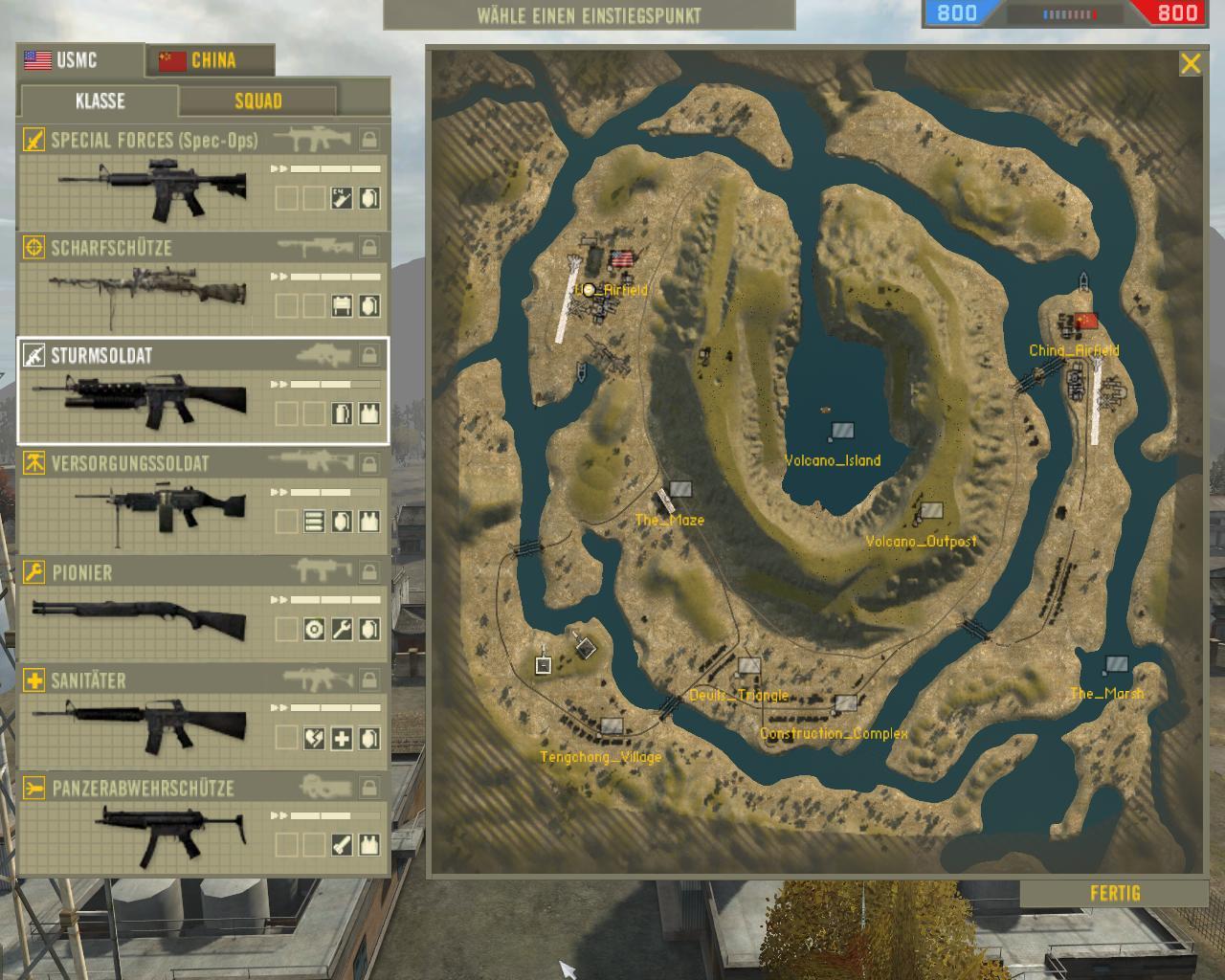 Battlefield 2 с ботами