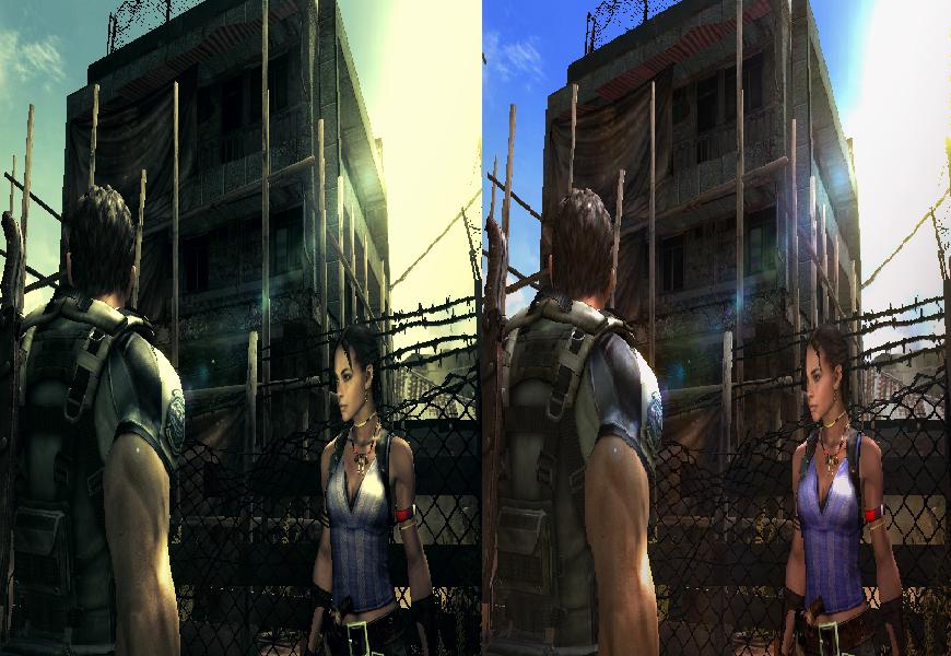 Resident evil 5 мод терминатор скачать