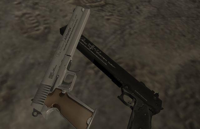 скачать моды для Fallout 3 на оружие - фото 7
