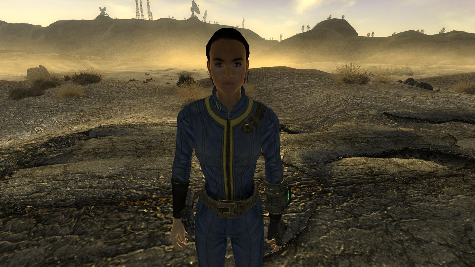 Amata mod fallout three hardcore gallery