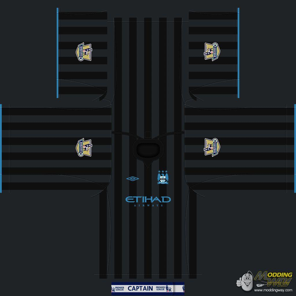 Форма манчестер сити для fifa12