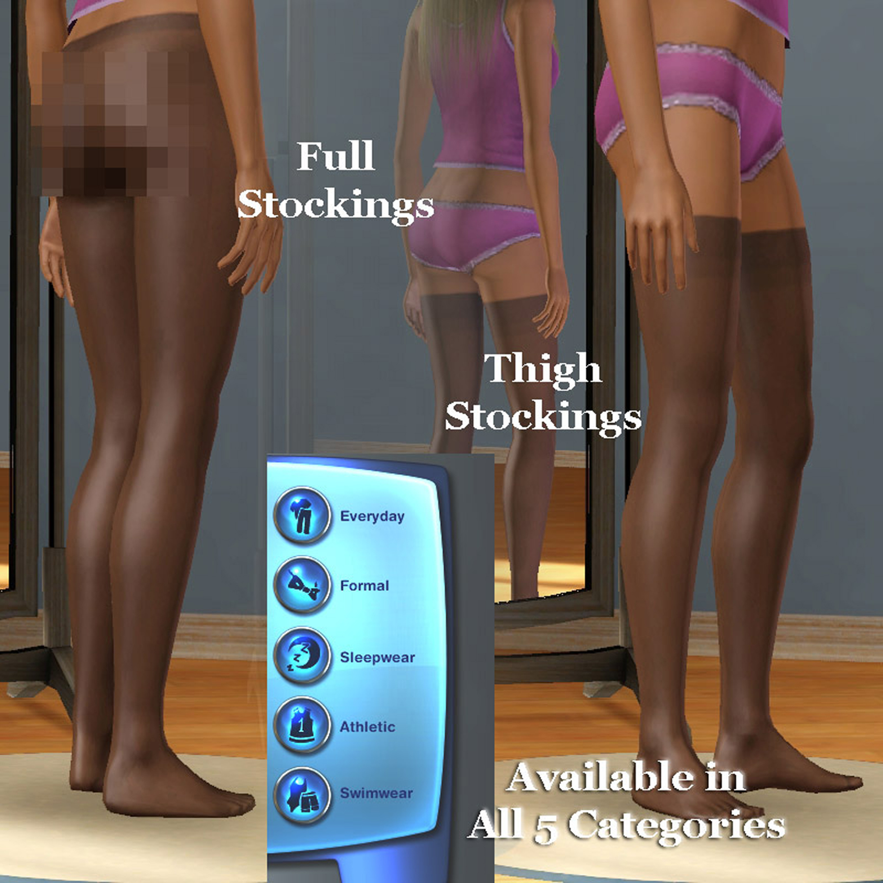 The sims deluxe edition nude mod nude photos