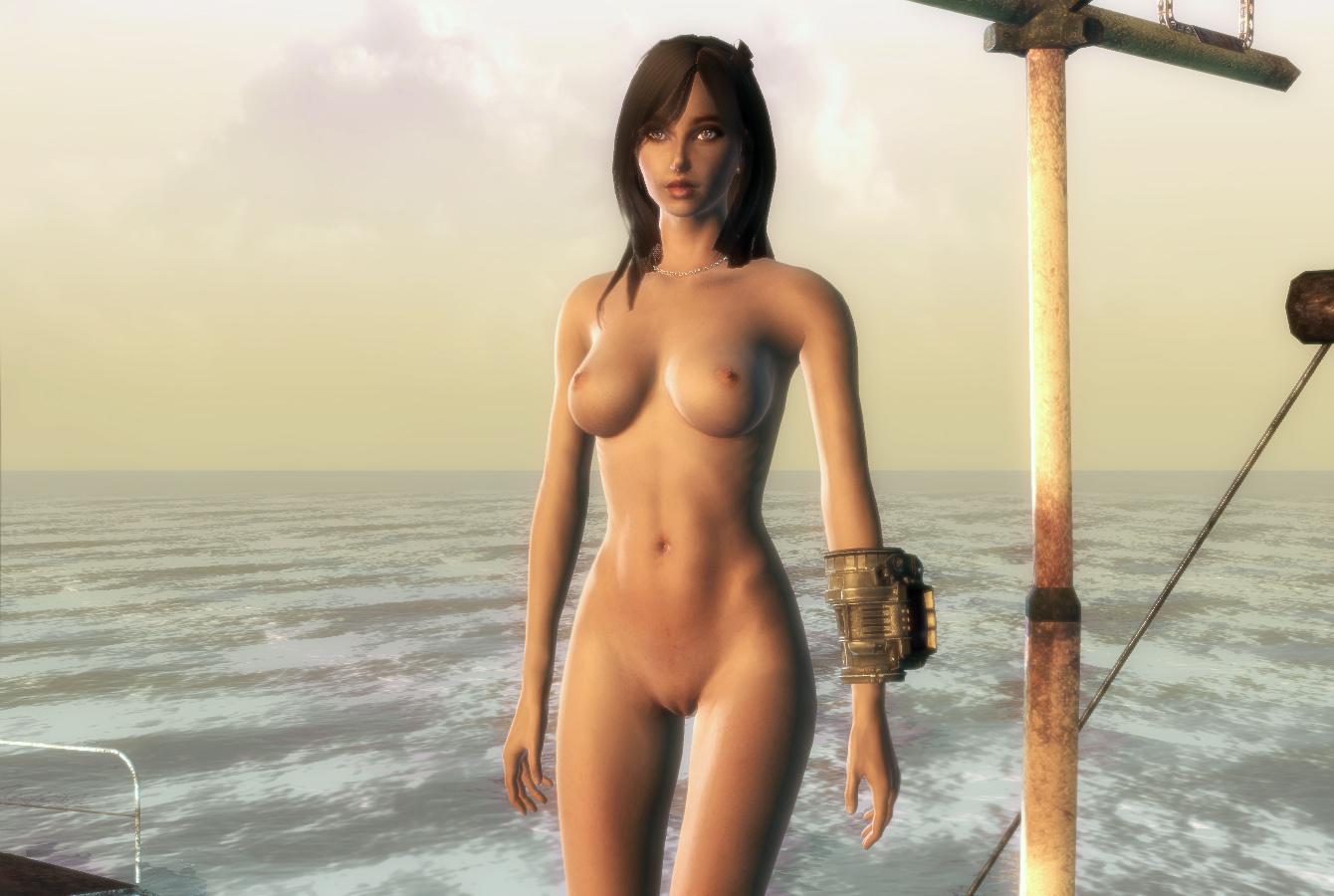 голые девушки для fallout new vegas
