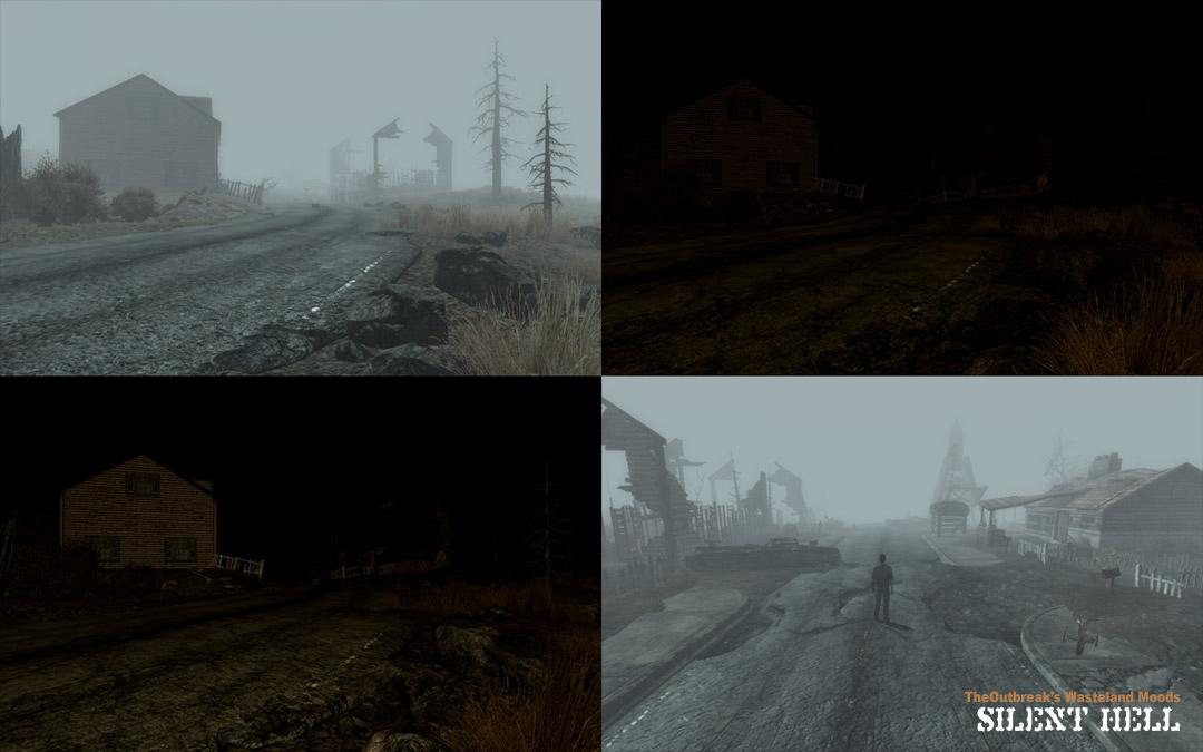 Fallout 4 Убрать Туман Мод
