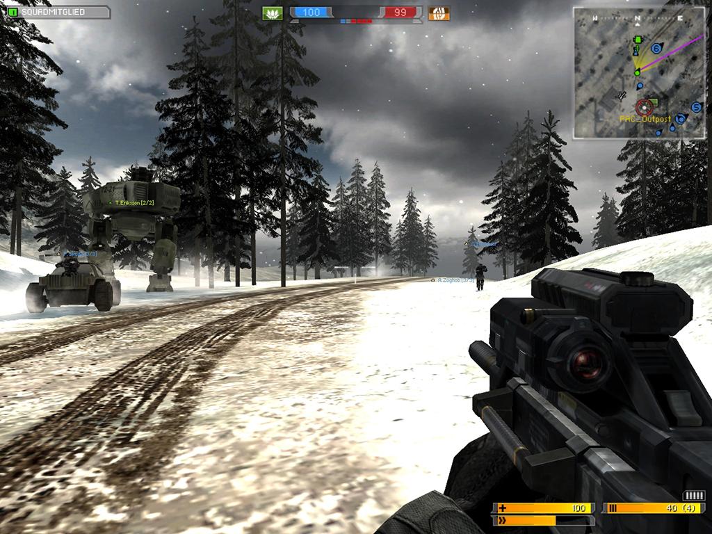 Карты battlefield 2 battlefield 2