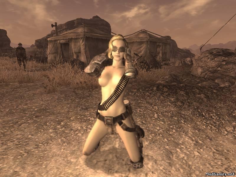 Fallout new vegas моды для секса