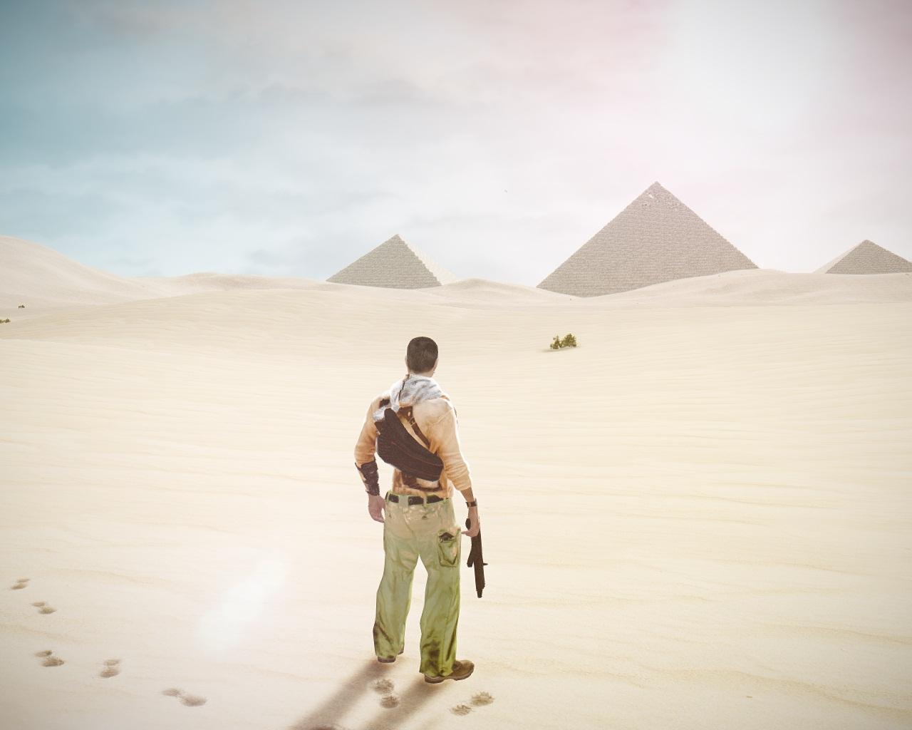 Джемпер Пустыня