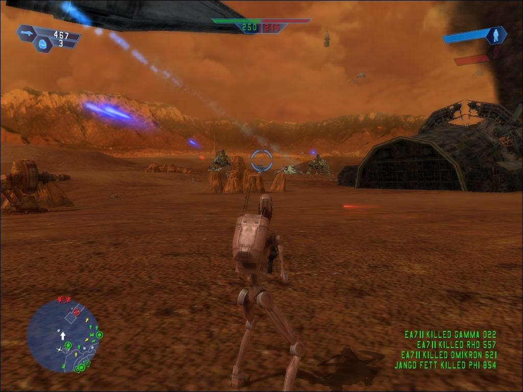 star wars battlefront 1 моды на джедая скачать