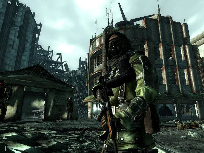 Fallout 3 мод скачать