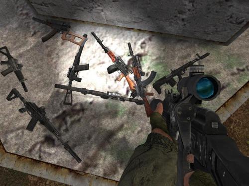оружейный мод на сталкер тень чернобыля скачать - фото 3