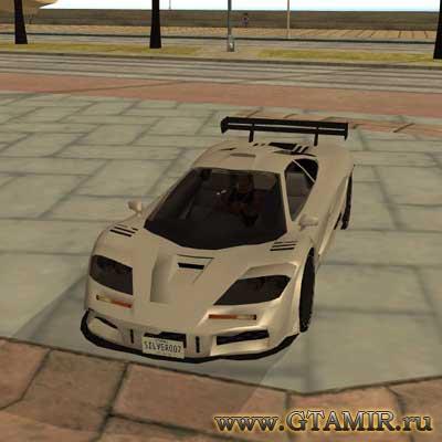 """GTA.ru :: GTA 4 :: GTA San Andreas / GTA: San Andreas / Файлы / GTA SA """"McLaren F1 LM V2 Final"""" игры онлайн играть бесплатно"""