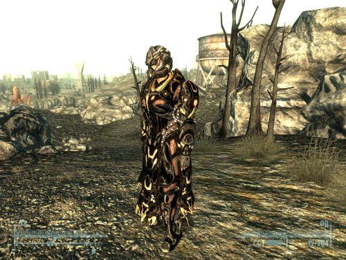 скачать моды на Fallout 3 на броню - фото 11