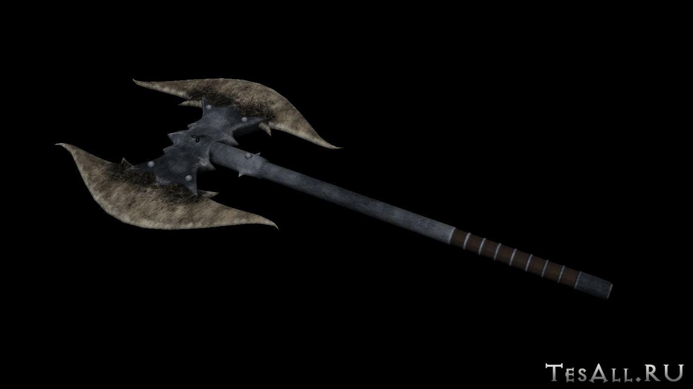 Скайрим мод на Оружие из игры Престолов