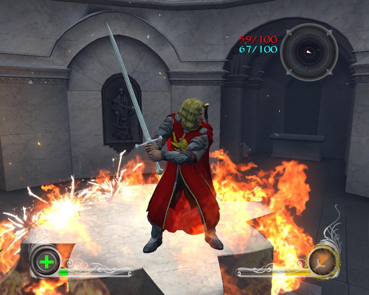 The lord of the rings: conquest/властелин колец: противостояние.