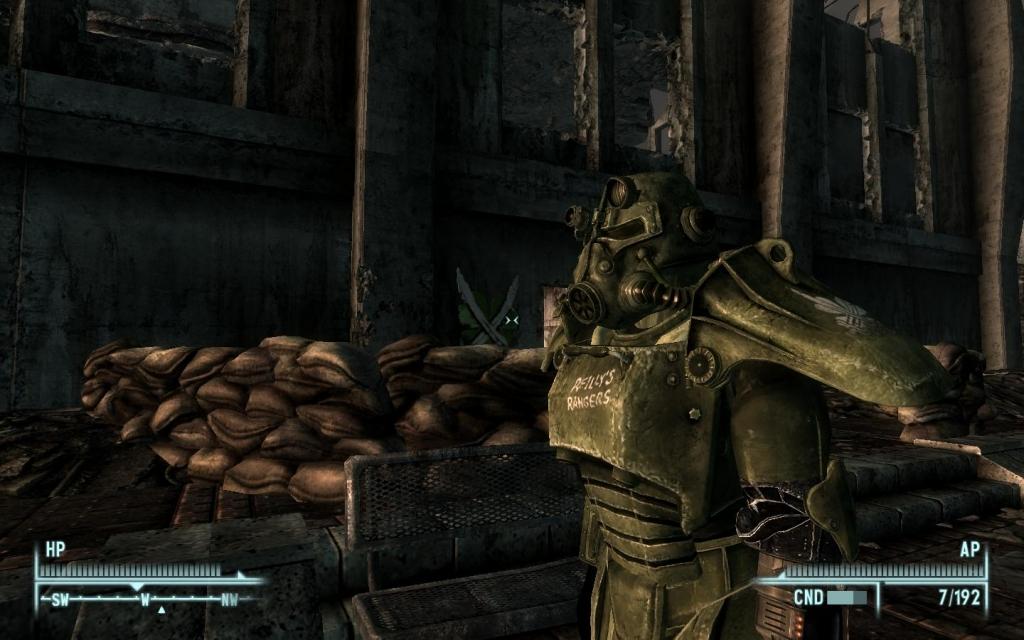 Скачать Моды На Фоллаут 3 На Силовую Броню Из Fallout 4 - фото 10