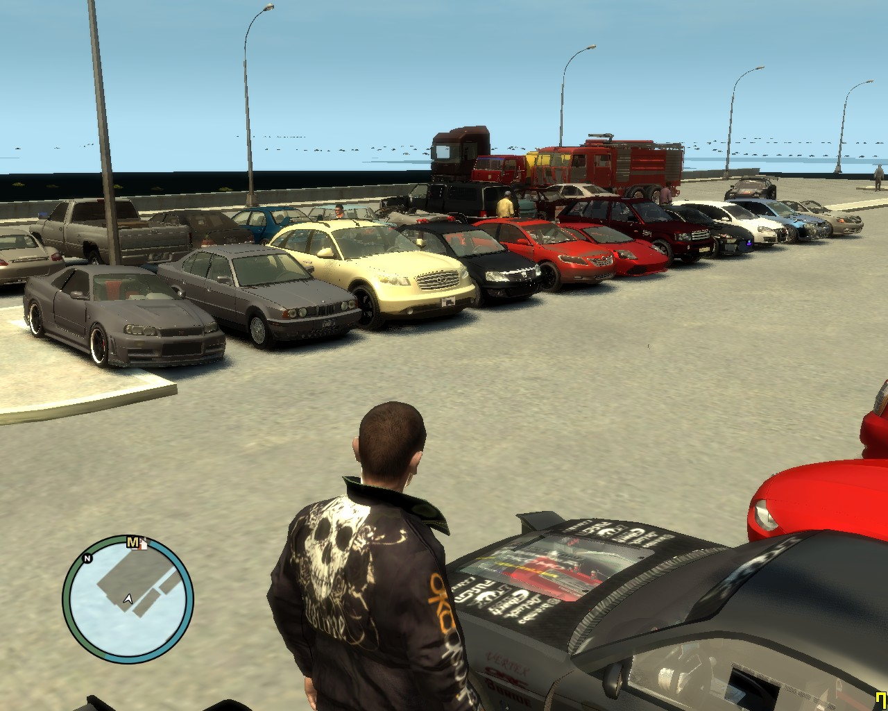 gta 4 car pack 2013