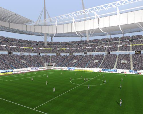 FIFA 10 Газпром-Арена. Просмотров: 112 Загрузок: 2 Добавил: Le