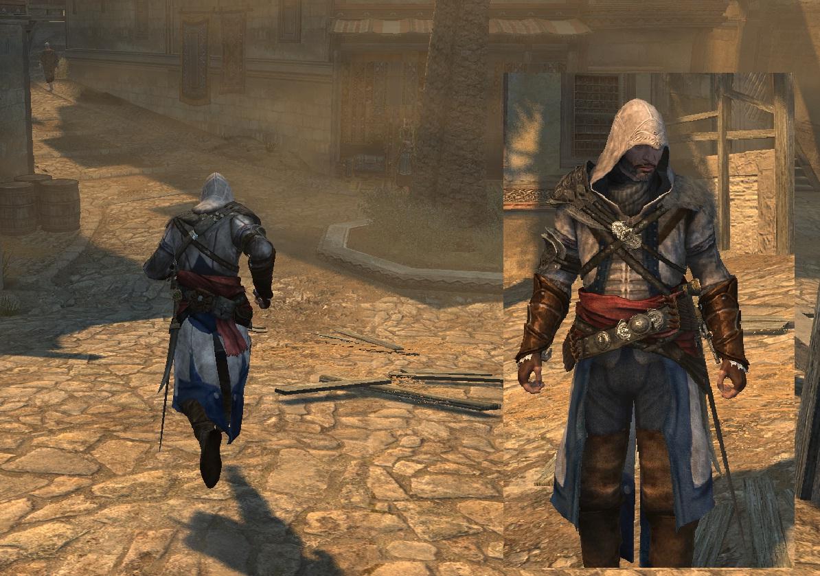 Assassins creed revelations как сделать в окне