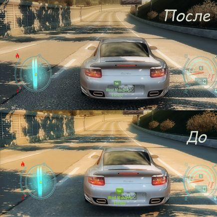 Как сделатьграфию в nfs undercover Save файлы к игре Need for Speed: Undercover - чит