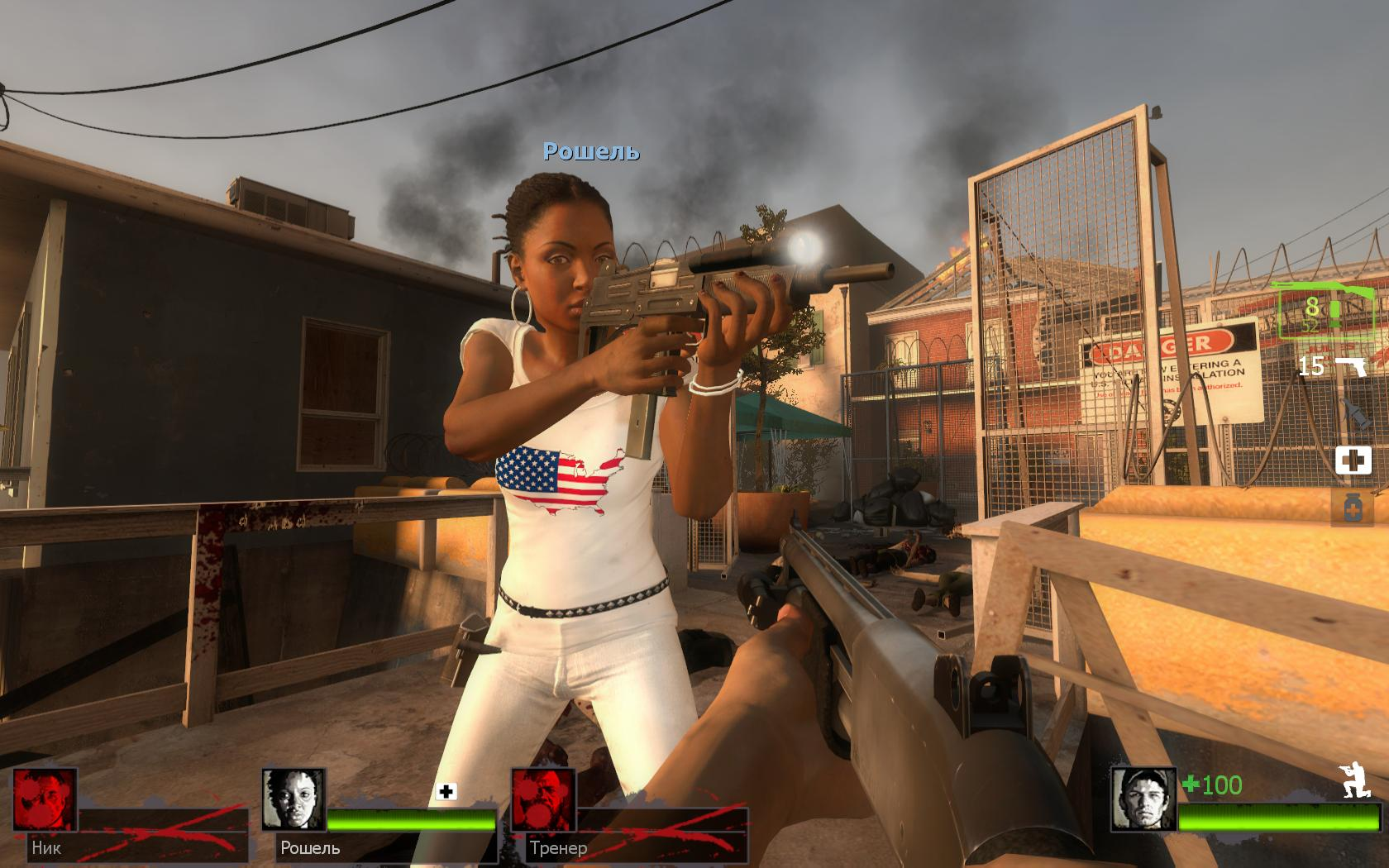Left 4 dead 2 rochelle skin mod erotic teens