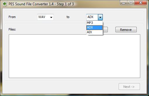 ytz Blog: PES Sound File Converter 1 8 Download