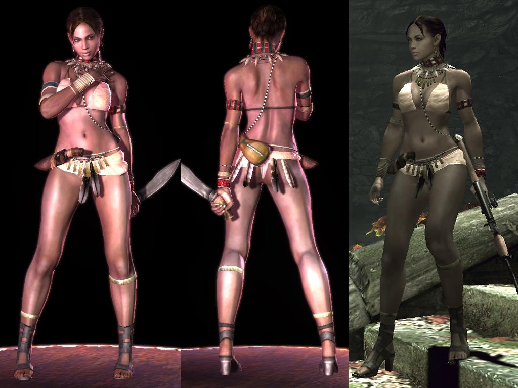 Resident evil 5 super wesker mod (NEW) .