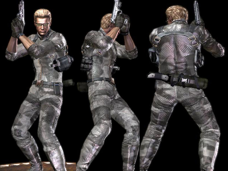 Читы Для Костюмы Для Resident Evil 5