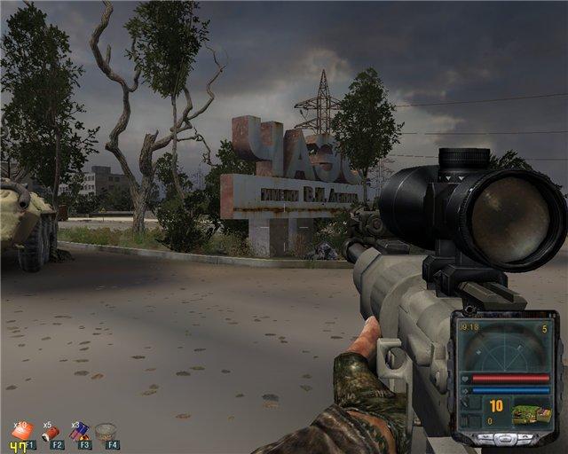скачать игру сталкер мертвый город через торрент бесплатно на компьютер - фото 3