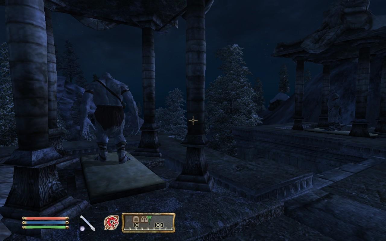 Oblivion плагин замок с сексуальной