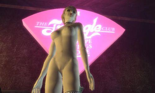 stripped gta iv nude