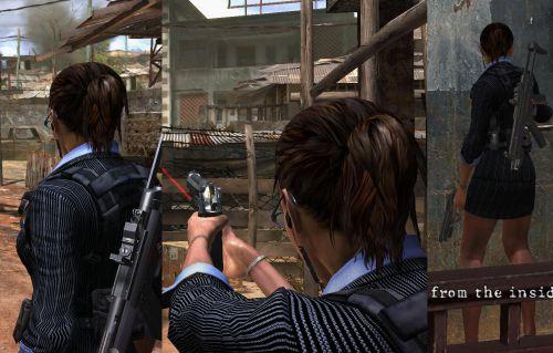Мод На Лазерный Прицел В Resident Evil 5