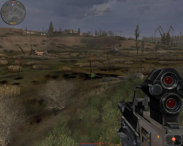 Сборка Сталкер Тень Чернобыля с Модами