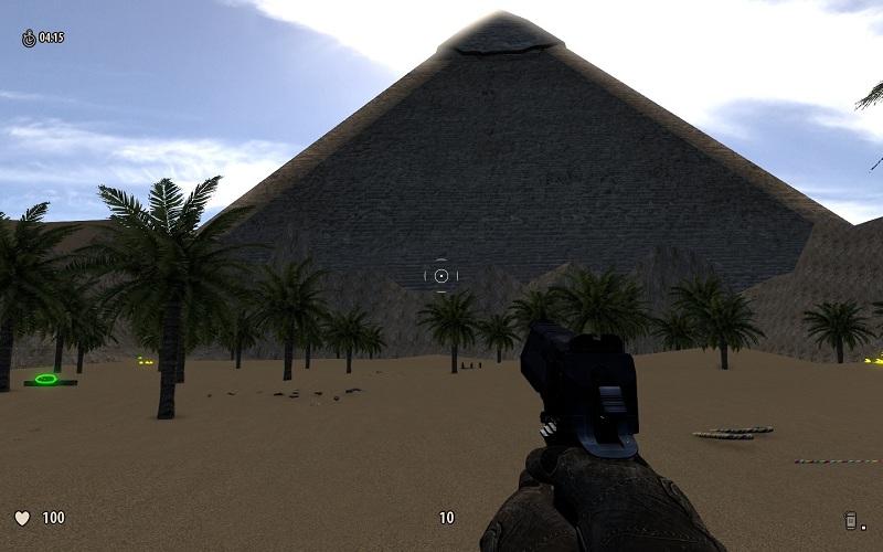 Прохождение игры Крутой Сэм 3 Жемчужина Нила