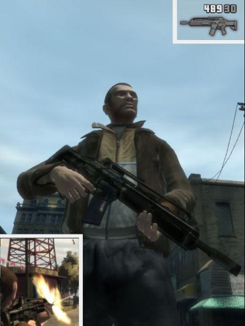 Оружие находится также в галереях orugie