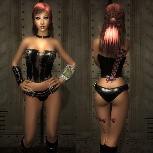 моды fallout new vegas проститутки