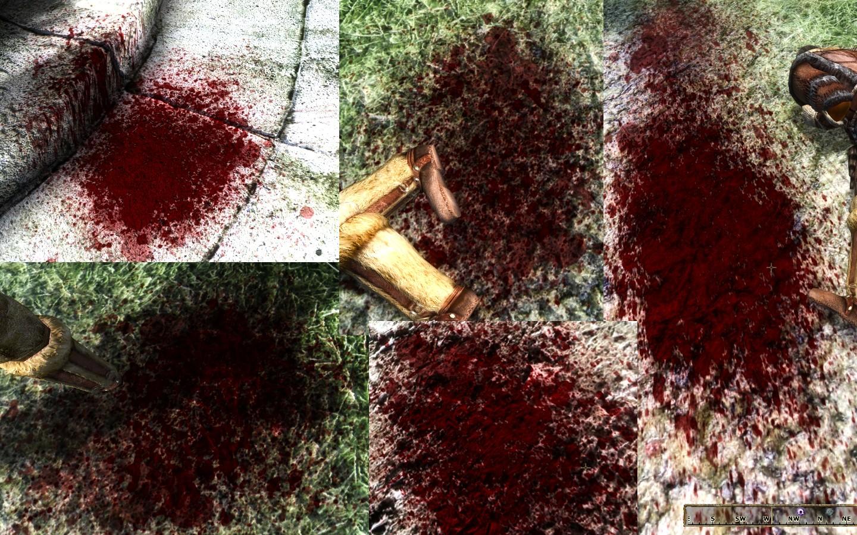 Мод больше крови fallout 3