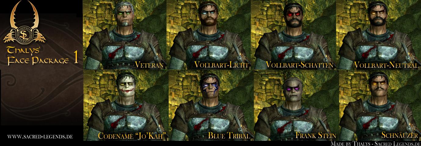 Les versions consoles de sacred 2 en 2009