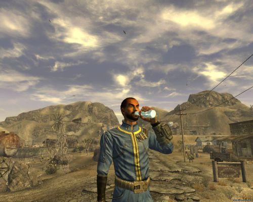 скачать мод на Fallout New Vegas на бег - фото 3