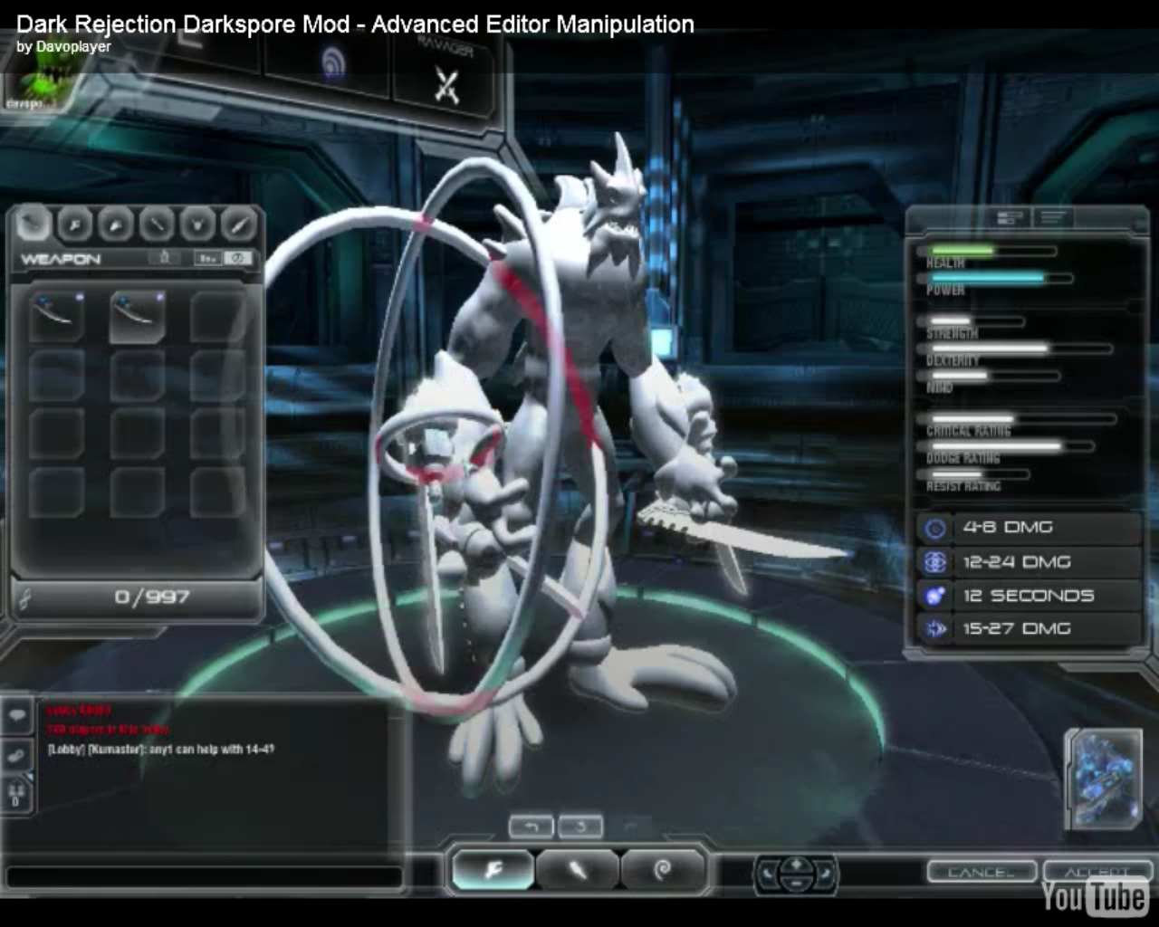 мини сервер darkspore: