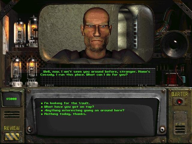 Fallout 3 Патч 1.1