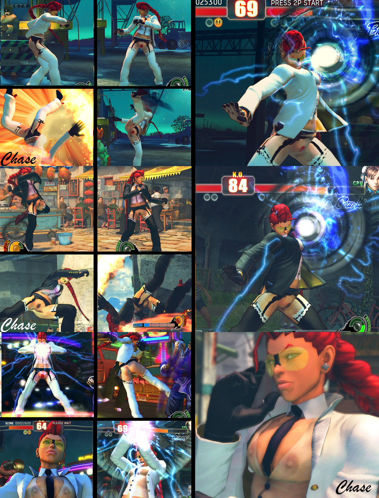 Street fighter iv c viper nude mod nsfw pics