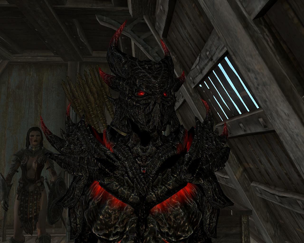 Даэдрическое снаряжение (Skyrim) The Elder Scrolls Wiki 76