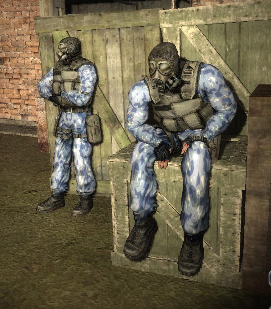 Картинки наемников из игры сталкер