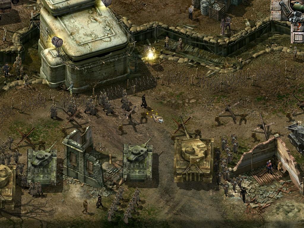 игра скачать торрент commandos 2