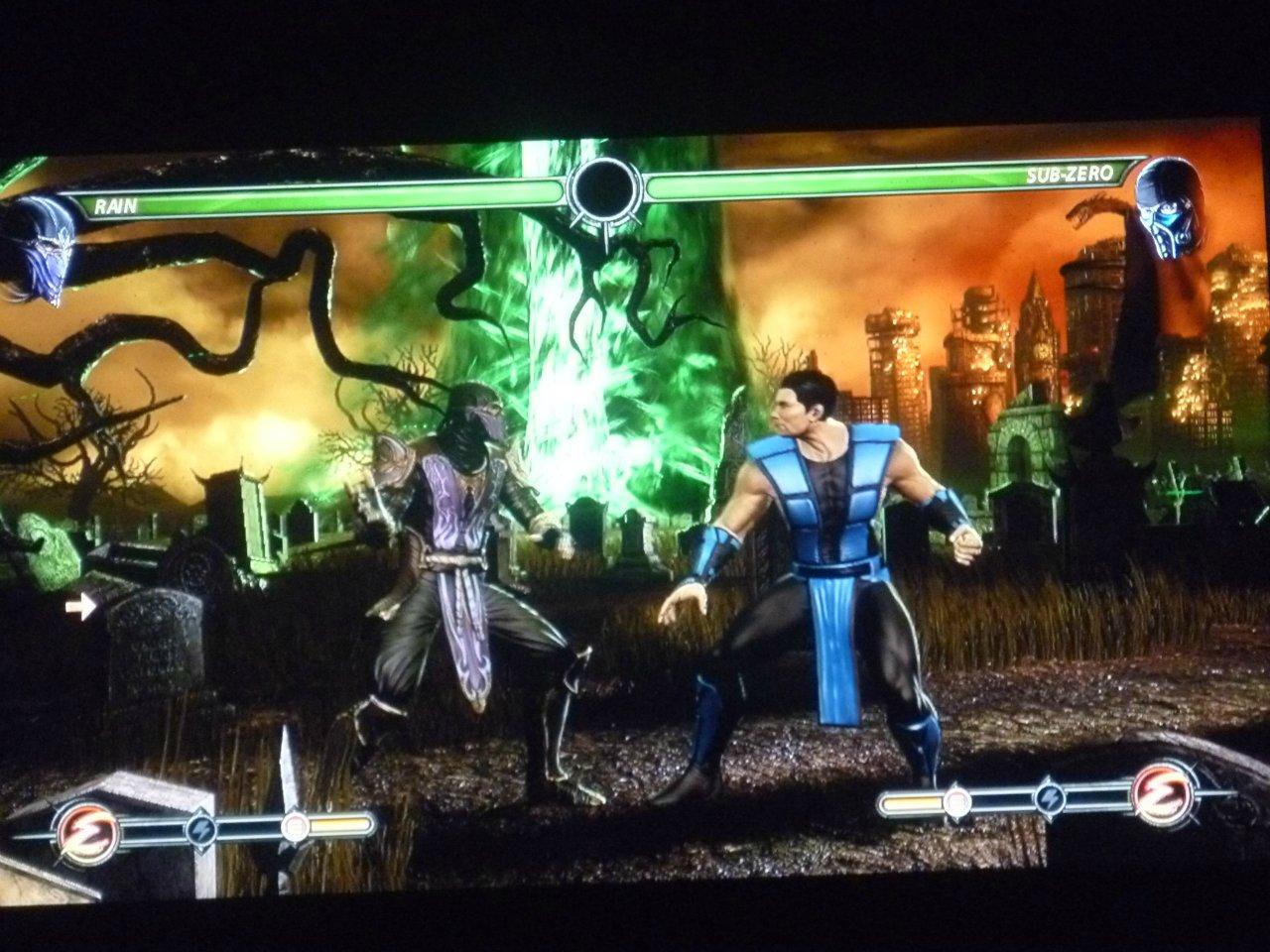 Костюмы Mortal Kombat 9